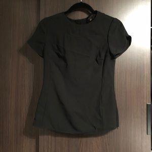 Ted Baker short sleeve blouse